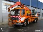 camión Volvo FL 10 6x4 with Atlas 1404 Mobile crane