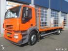 camión Iveco Stralis AD190S31 Euro 5 met Nieuwe oprijlaadbak