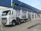 camión Volvo FH 12.500 Euro 5 8x4 with Palfinger 85 ton/meter