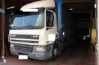 camión lona corredera (tautliner) sistema de lona corrediza DAF usado