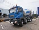 camion MAN TGA 32.350 8x4 MIXER 9M³
