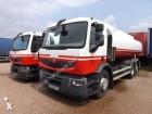 ciężarówka cysterna do paliw Renault używana
