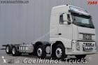 camião chassis Volvo usado