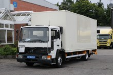 camión furgón mudanza Volvo usado