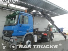 camion Mercedes Actros 2636 K 6X4 Big-Axle Steelsuspension 3-Ped