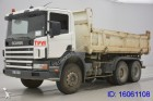 camion Scania P114.340 - 6X4
