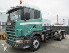 camión Scania R124GB 420 BB 6x4