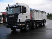 camion benne TP Scania occasion