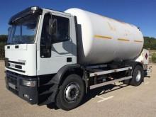 camion cisterna a gas usato