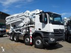 camion calcestruzzo betoniera mescolatore + pompa Mercedes nuovo