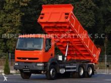 ciężarówka Renault KERAX 370 / / 3 SIDED TIPPER / KH KIPPER /