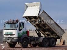 ciężarówka Renault KERAX 420 / / 2 SIDED TIPPER / BORDMATIC