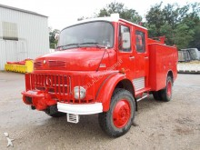 camion pompiers Mercedes occasion