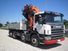 Scania P124 420 truck