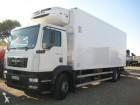 camião frigorífico multi temperatura usado