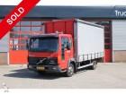 camion Volvo FL 140 Huifzeil Bakwagen NL registration
