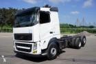 camion telaio Volvo incidentato