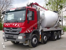 camion pompe à béton Mercedes occasion