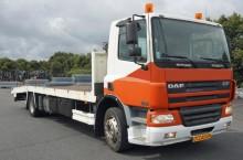 camion porte engins DAF