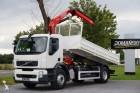 Volvo FE / 240.18 / WYWROTKA + HDS FASSI 110 / JAK NOWY truck