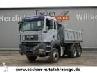 camion MAN TGA 26.400/6x6, Klima, Blattfederung, Schaltung