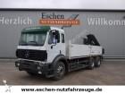 camión Mercedes 2531 L 6x4, Hiab 160-3 Kran