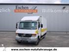 used Mercedes box truck