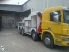 camion vehicul de tractare Scania second-hand