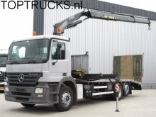 camion Mercedes Actros 2532 FASSI F17 CRANE + REMOTE / FUNK / RA