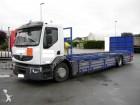 camión caja abierta Renault usado