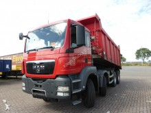 camion MAN TGS 41.390 8X4 FULL STEEL 19M3