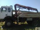 camión volquete OP Iveco usado