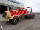 camião porta contentores Volvo usado