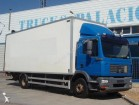 camion fourgon paroi rigide repliable MAN occasion