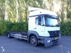 camion transport containere Mercedes second-hand