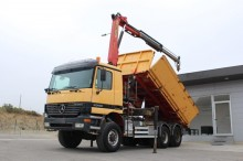 camion benne TP Mercedes occasion