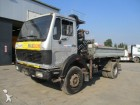 camion Mercedes SK 1617 (STEEL / CRANE / BIG AXLE)