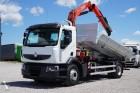 ciężarówka Renault PREMIUM / 280.18 / WYWROTKA + HDS FASSI 130
