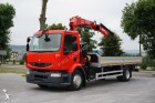 ciężarówka Renault MIDLUM / 240.18 / SKRZYNIOWY + HDS FASSI 150