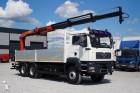 camion plateau MAN occasion