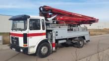 camion calcestruzzo pompa per calcestruzzo MAN usato