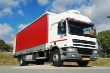 camión lonas deslizantes (PLFD) teleros DAF usado