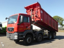 camión MAN TGS 41.390 8X4 FULL STEEL 19M3