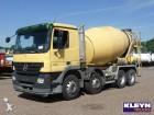 camión Mercedes Actros 3241 8X4 STETTER 9 M3