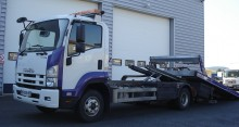 camion soccorso stradale Isuzu usato