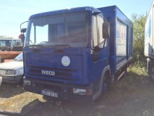 camion fourgon brasseur Iveco occasion