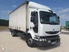 camion Teloni scorrevoli (centinato alla francese) altro centinato alla francese Renault usato
