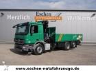 camión Mercedes 2641 L 6x2, Atlas 190 2 E-A3 Kran