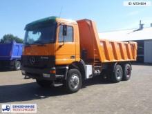 camion Mercedes Actros 3331 6x6 Meiller tipper 13 m3