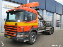 camión Scania P 114.380 Euro 2 Manual Full steel